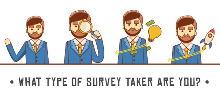 Let's Talk PanelPlace: Types of Survey Personalities