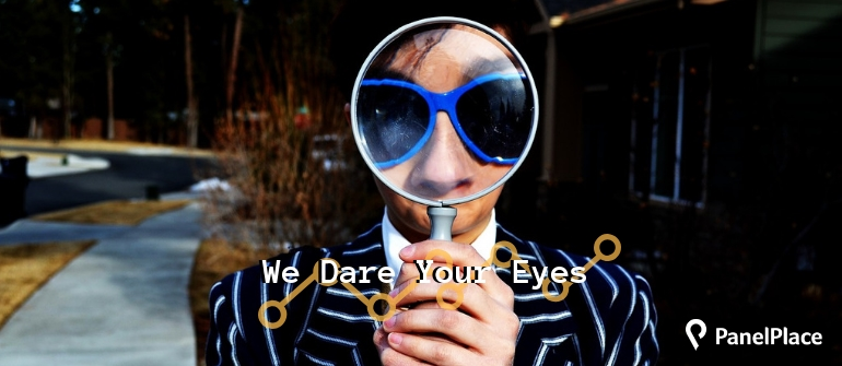 Let's Talk PanelPlace: We Dare Your Eyes